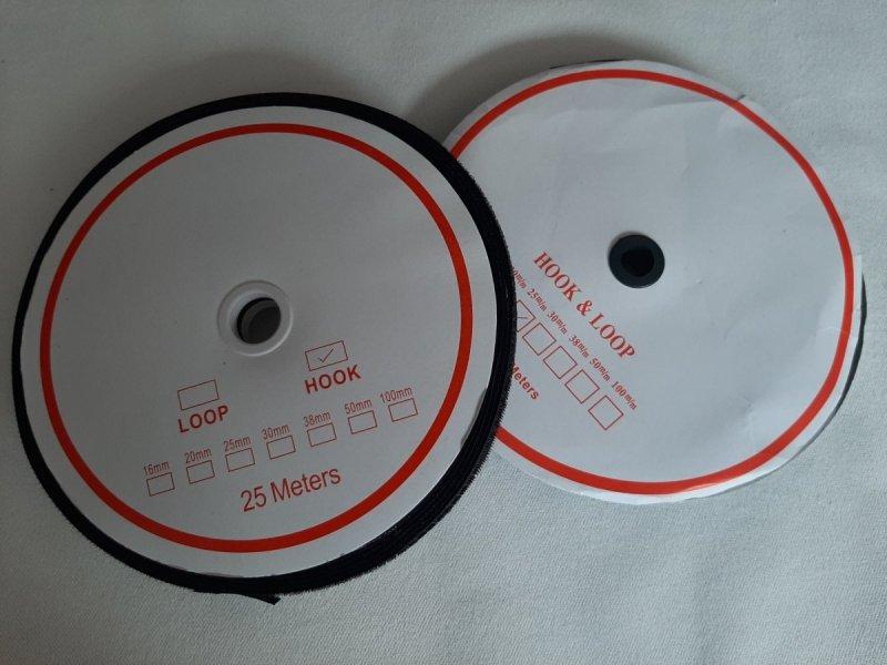 RZEP TAPICERSKI 38 mm