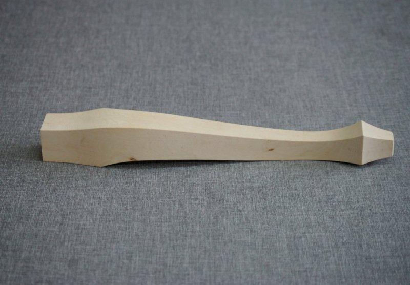 Noga drewniana do mebli 13 B