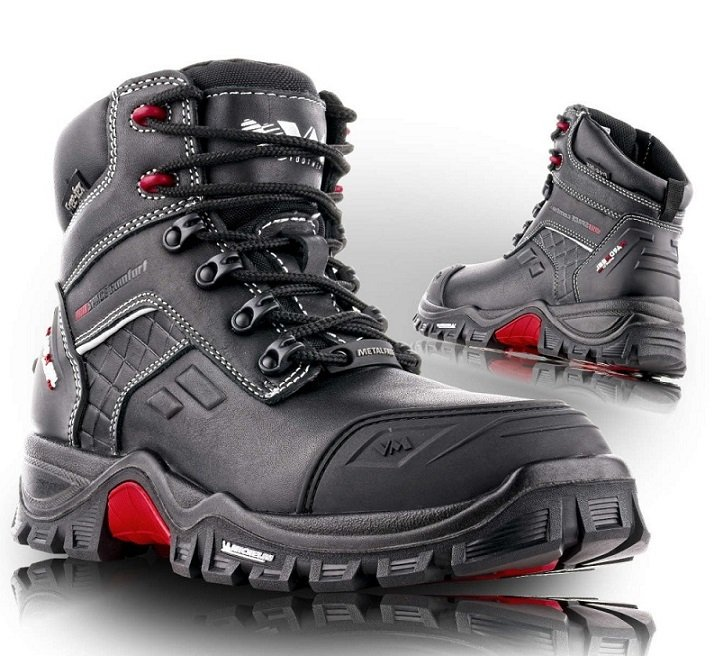 Trzewiki Ochronne Buty Robocze Obuwie Bez Podnoska Meskie Damskie Timberland Boots Hiking Boots Boots