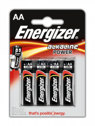 ENERGIZER BATERIA AA LR6  246599