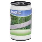 Taśma Basic 10mm 200m biała