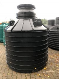 Zbiornik na deszczówkę podziemny 3780L