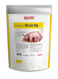 Dolmix RUJA ML 500g