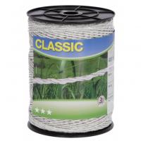 Plecionka CLASSIC 400m, biała