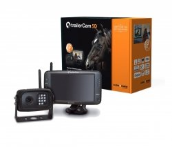 TrailerCam 5D - monitoring koni podczas transportu
