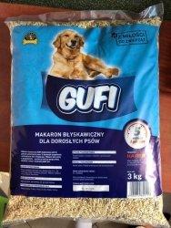 Makaron błyskawiczny GUFI 3kg