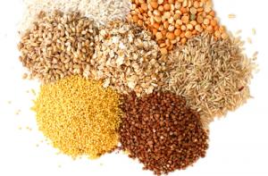 Zboża, trawy i surowce