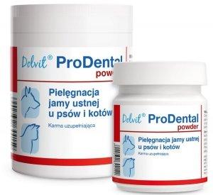 Dolvit ProDental powder - pielęgnacja jamy ustnej