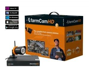 System monitoringu farmCam HD
