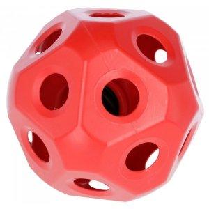 Piłka do zabawy dla koni HeuBoy, 40 cm, czerwona