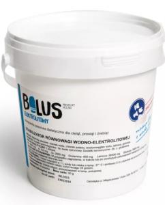 Musujące elektrolity dla cieląt, prosiąt i źrebiąt Bolus Elektrolitowy 10bolusów po 50g
