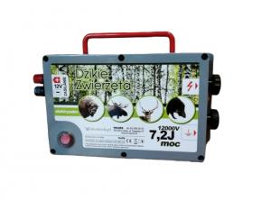 Elektryzator Dzikie Zwierzęta 7,2J