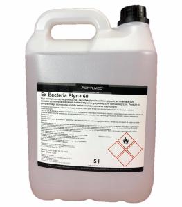Płyn do dezynfekcji rąk Ex-Bacteria 60% 5L