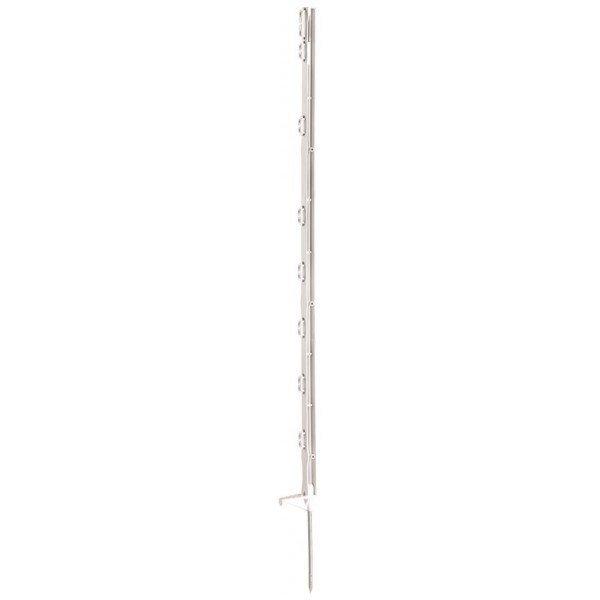 Palik 105 cm poj. stopka biały