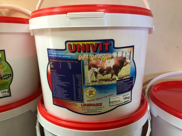 UNIVIT dla bydła opasowego