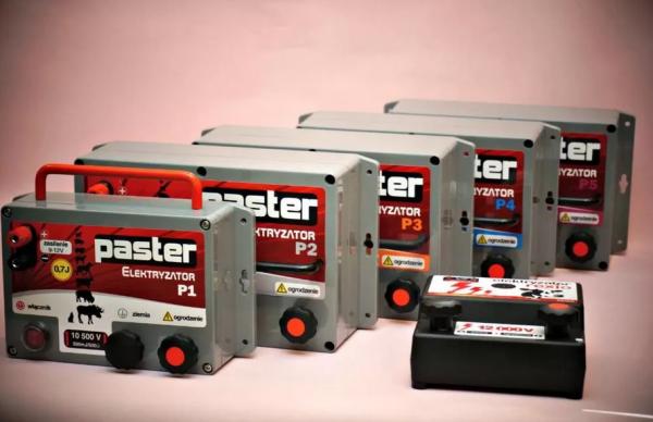 Elektryzator PASTER P2