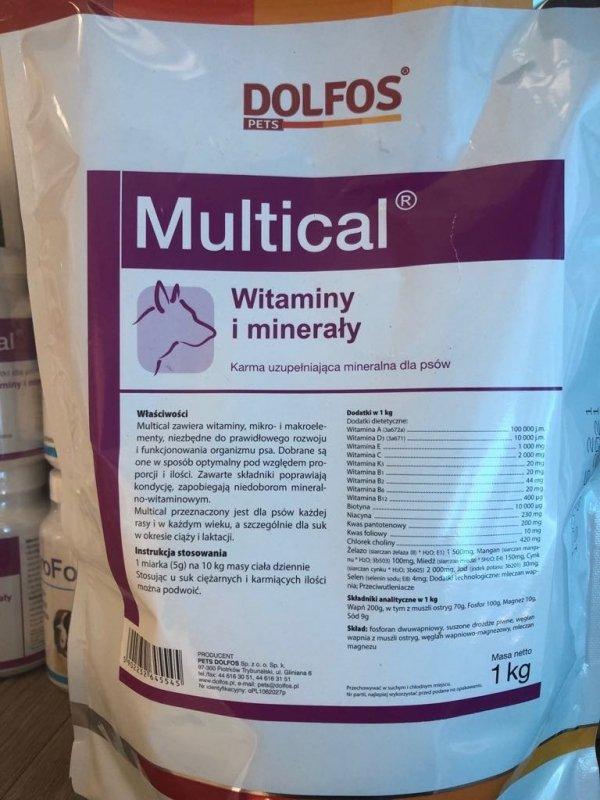 Multical - witaminowo-mineralny preparat