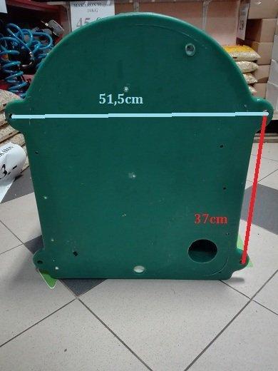 Poidło izolowane niezamarzające jednokomorowe 25 l