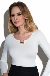 Bluzka Model Marta Ecru