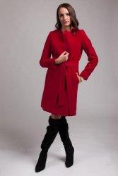 Płaszcz Damski Model PLA025 Red