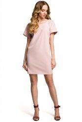 Sukienka Model MOE380 Powder Pink