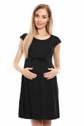 Sukienka Ciążowa Model 0129 Black