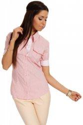 Koszula MOE027 Pink