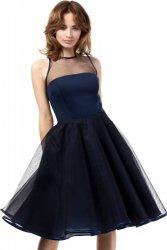 Sukienka Model MOE148 Navy
