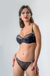 Figi Model Anna 285 Black/Navy
