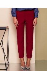 Klasyczne spodnie GR1165 Winny