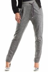 Spodnie Damskie Model MOE263 Grey Melange