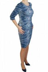 Sukienka Model SKA54-661 4137 Blue