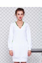 Sportowa sukienka GR1077 White