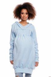 Bluza model 1483 Sky Blue