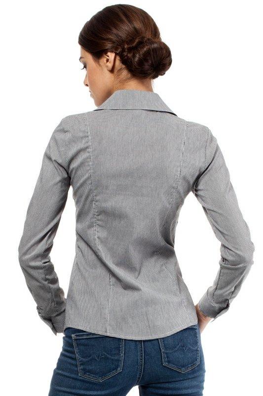 Koszula MOE019 Grey