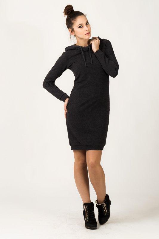 Sukienka Model Beata 1 Dark Grey