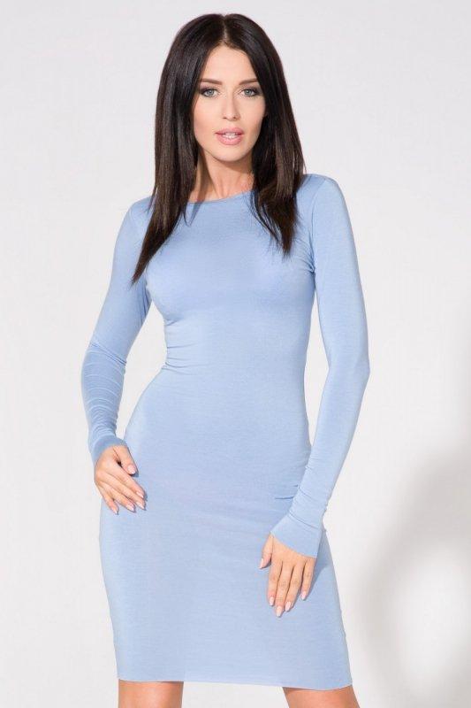 Sukienka Model T140 Blue