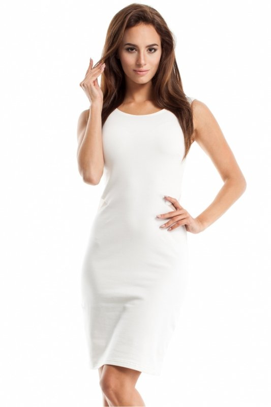 Sukienka Model MOE258 Ecru