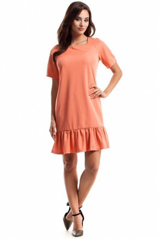Sukienka Model MOE282 Coral