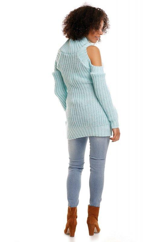 Sweter model 30040C Ice Mint