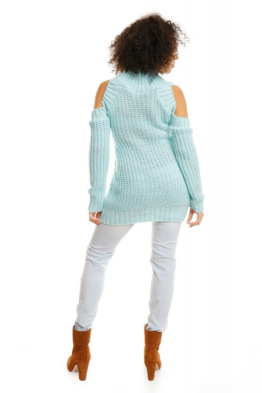 Sweter model 30040 Ice Mint