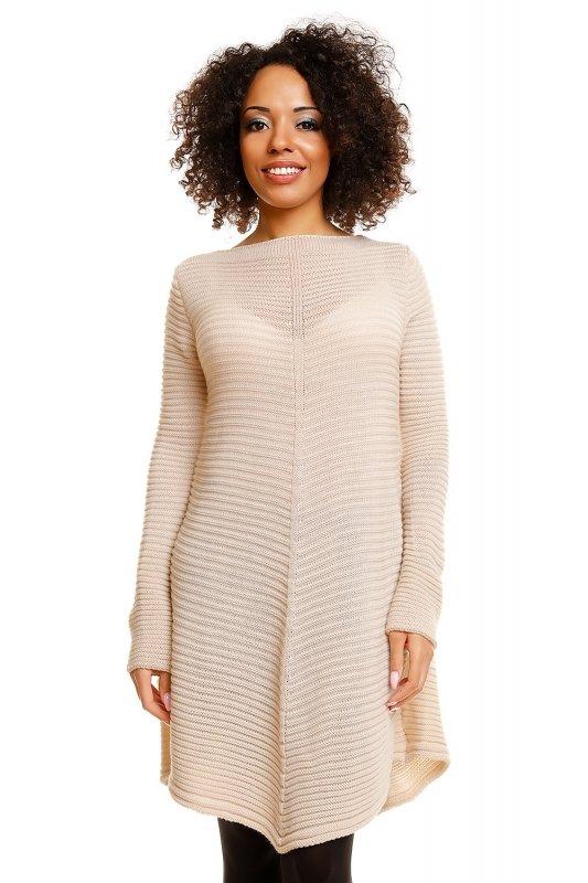 Sukienka model 30046 Beige