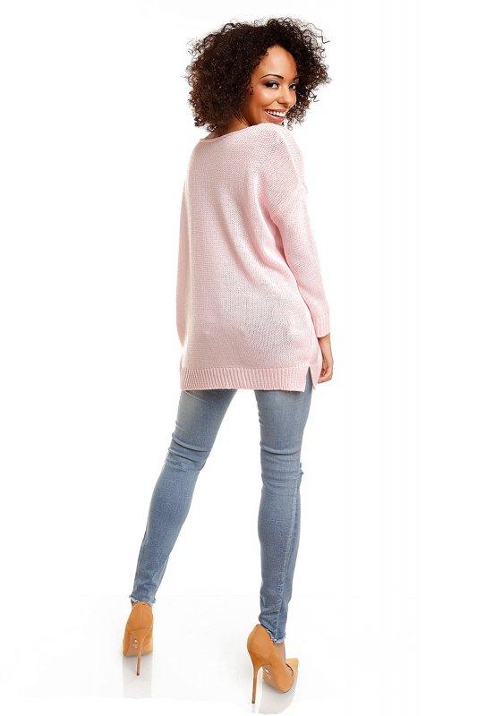 Sweter model 30045 Light Pink