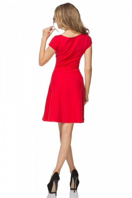 Sukienka model T184/2 Red