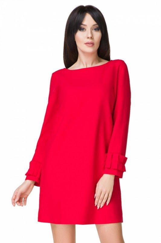 Sukienka model T196/6 Red