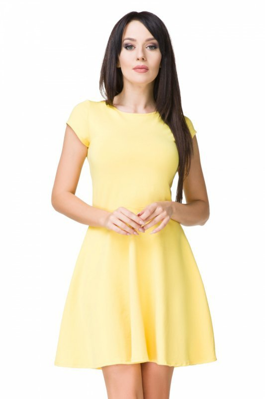 Sukienka model T184/4 Yellow
