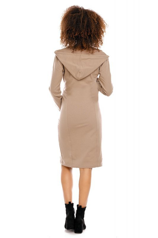 Sukienka model 1580 Cappuccino