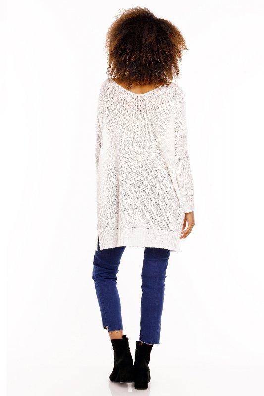 Sweter model 70005 Cream