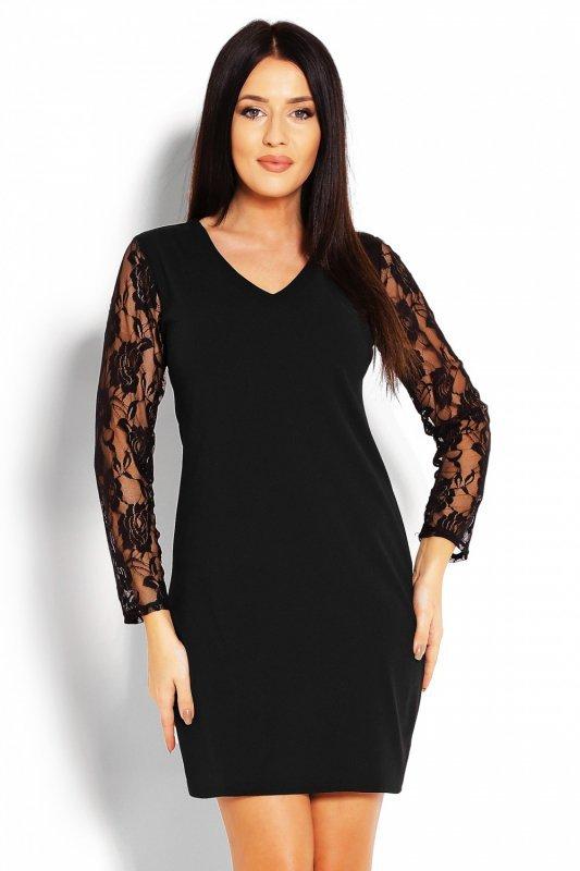 a1834522f9 Sukienka Model 1457 Black - Sukienki wieczorowe - Sukienki - Odzież ...