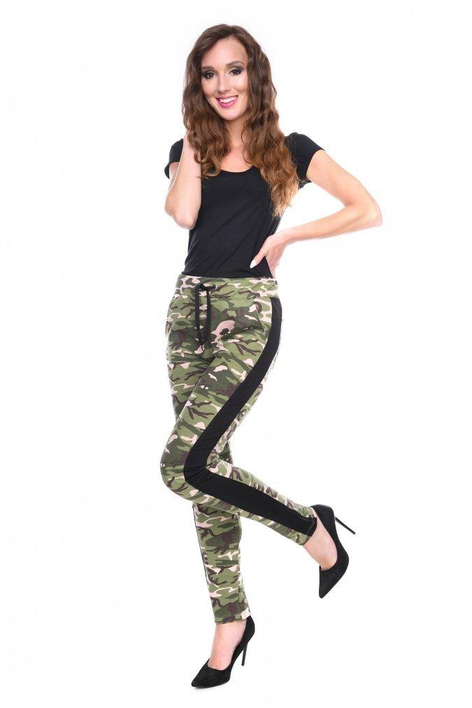 spodnie-plus-size-dresowe-damskie-s-m-l-xl-MORO-khaki-dla-puszystych-przod
